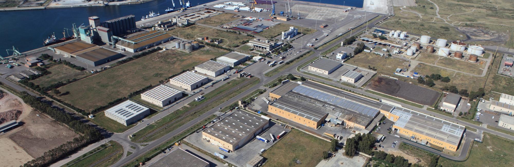 Porto industriale oristano